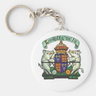 Porte-clés Porte - clé de devise de Richard III