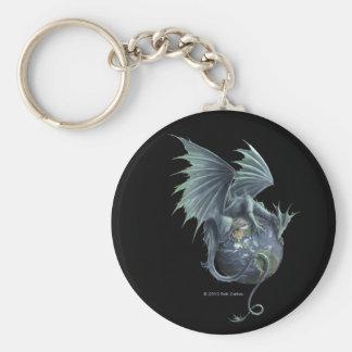 Porte-clés Porte - clé de dragon de la terre
