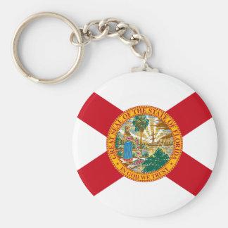 Porte-clés Porte - clé de drapeau de la Floride
