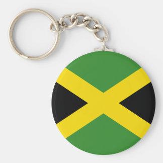 Porte-clés Porte - clé de drapeau de la Jamaïque