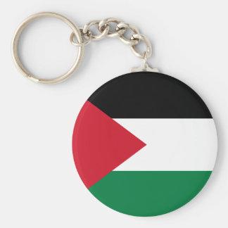 Porte-clés Porte - clé de drapeau de la Palestine