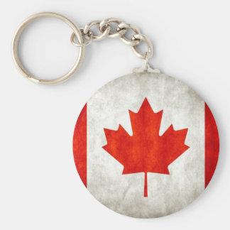 Porte-clés Porte - clé de drapeau du Canada