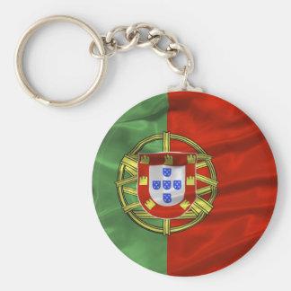 Porte-clés Porte - clé de drapeau du Portugal
