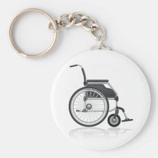 Porte-clés Porte - clé de fauteuil roulant