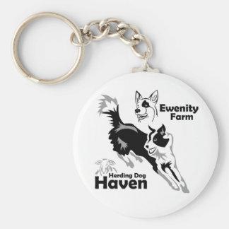 Porte-clés Porte - clé de ferme d'Ewenity