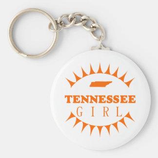 Porte-clés Porte - clé de fille du Tennessee