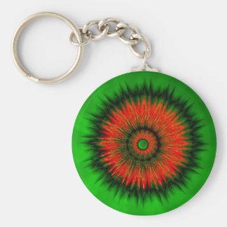 Porte-clés Porte - clé de fleur
