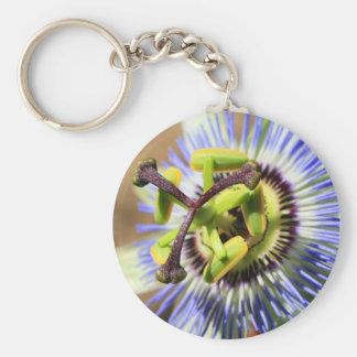 Porte-clés Porte - clé de fleur de passion