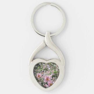Porte-clés Porte - clé de fleurs