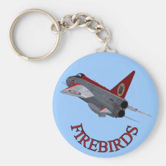 Porte-clés Porte - clé de foudre de Firebirds