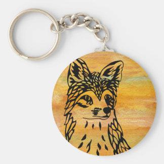 Porte-clés Porte - clé de Fox