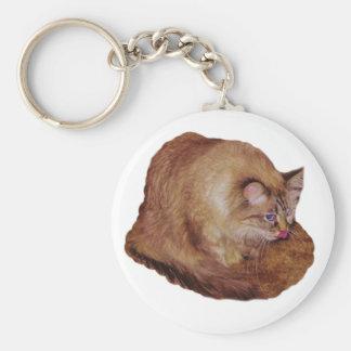 Porte-clés Porte - clé de framboise de Kitty de Dezi