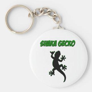 Porte-clés Porte - clé de Gecko de Shaka
