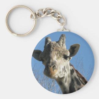Porte-clés Porte - clé de girafe