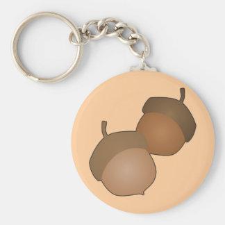 Porte-clés Porte - clé de gland