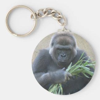 Porte-clés Porte - clé de gorille de Silverback