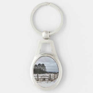 Porte-clés Porte - clé de grange du Michigan