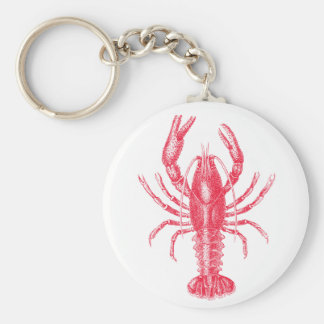Porte-clés Porte - clé de homard