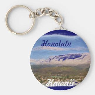 Porte-clés Porte - clé de Honolulu Hawaï