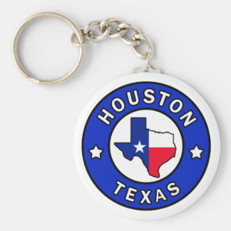 Porte-clés Porte - clé de Houston le Texas