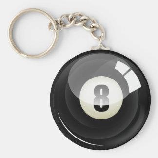 Porte-clés Porte - clé de huit boules