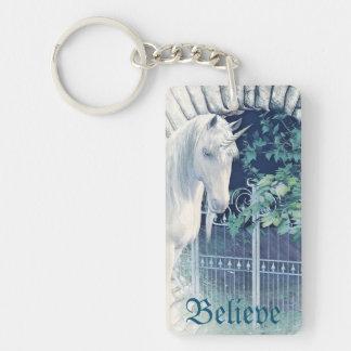 Porte-clés Porte - clé de jardin de licorne