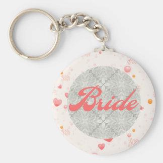 Porte-clés Porte - clé de jeune mariée