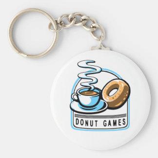 Porte-clés Porte - clé de jeux de beignet