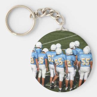Porte-clés Porte - clé de joueurs de football