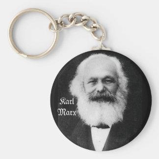 Porte-clés Porte - clé de Karl Marx