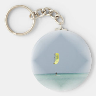 Porte-clés Porte - clé de Kiteboarder