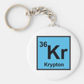 Porte-clés Porte - clé de krypton