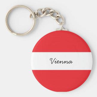 Porte-clés Porte - clé de la république d'Autriche, Vienne