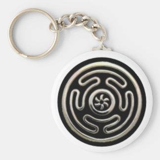 Porte-clés Porte - clé de la roue de Hecate