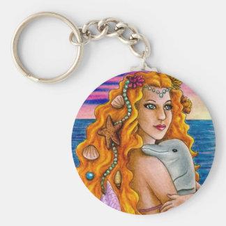 Porte-clés porte - clé de la sirène 13