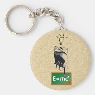 Porte-clés Porte - clé de la théorie d'Einstein d'Eureka