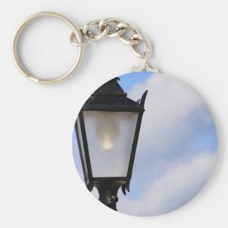 Porte-clés Porte - clé de lanterne de rue
