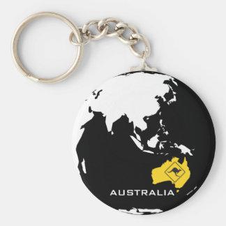 Porte-clés Porte - clé de l'Australie |