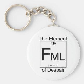 Porte-clés Porte - clé de l'élément FML
