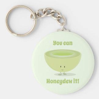 Porte-clés Porte - clé de l'encouragement | de miellée