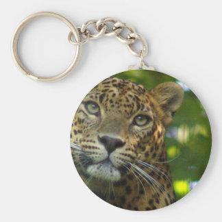 Porte-clés Porte - clé de léopard