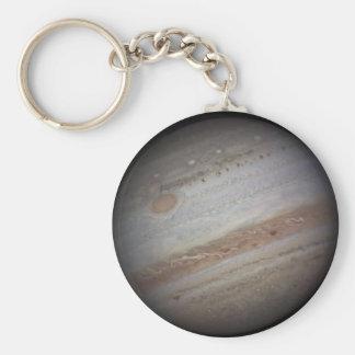 Porte-clés Porte - clé de l'espace de Jupiter de planète