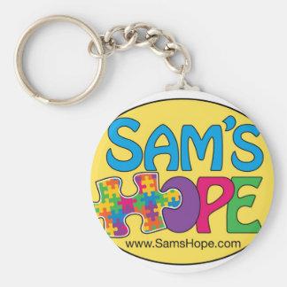 Porte-clés Porte - clé de l'espoir de Sam