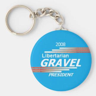 Porte-clés Porte - clé de libertaire de GRAVIER