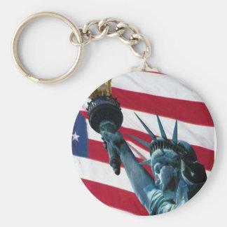 Porte-clés porte - clé de liberté