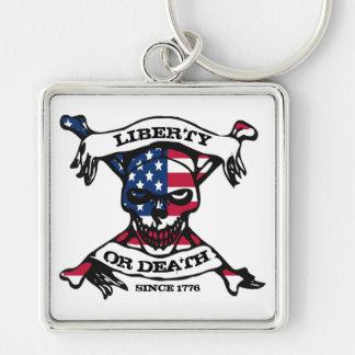 Porte-clés Porte - clé de liberté ou de mort