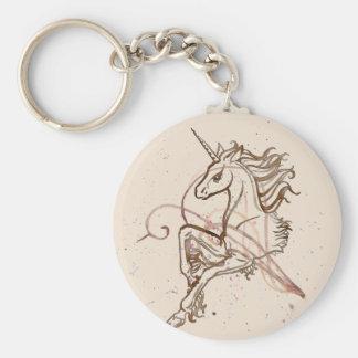 Porte-clés Porte - clé de licorne