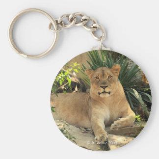 Porte-clés Porte - clé de lionne