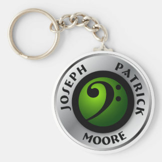 Porte-clés Porte - clé de logo de JPM