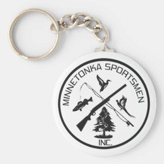 Porte-clés Porte - clé de logo de MSI